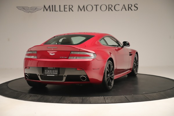Used 2011 Aston Martin V12 Vantage Coupe for sale Call for price at Alfa Romeo of Greenwich in Greenwich CT 06830 9