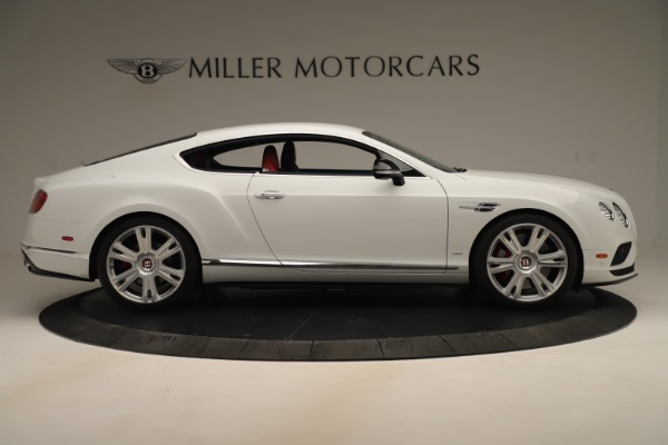 Used 2016 Bentley Continental GT V8 S for sale Sold at Alfa Romeo of Greenwich in Greenwich CT 06830 9