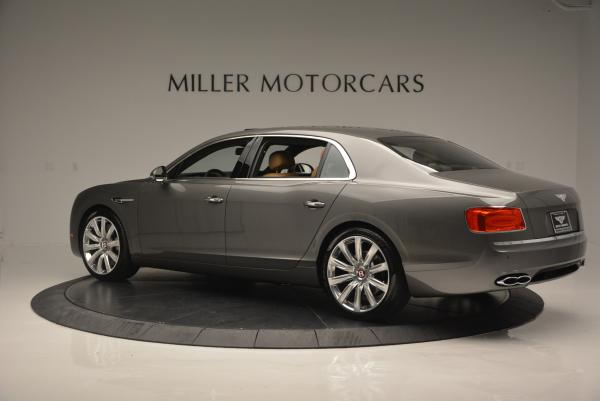 Used 2016 Bentley Flying Spur V8 for sale Sold at Alfa Romeo of Greenwich in Greenwich CT 06830 4