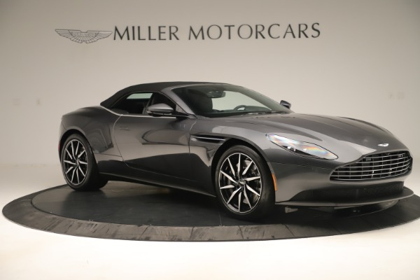 New 2019 Aston Martin DB11 V8 for sale Sold at Alfa Romeo of Greenwich in Greenwich CT 06830 22