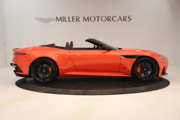 New 2020 Aston Martin DBS Superleggera for sale Call for price at Alfa Romeo of Greenwich in Greenwich CT 06830 13