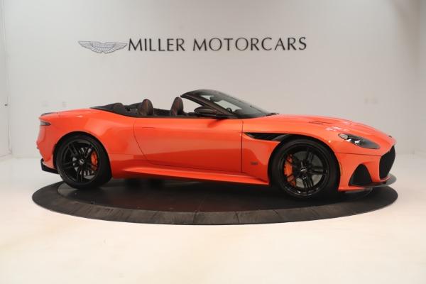 New 2020 Aston Martin DBS Superleggera for sale Call for price at Alfa Romeo of Greenwich in Greenwich CT 06830 14