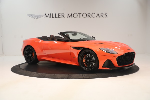New 2020 Aston Martin DBS Superleggera for sale Call for price at Alfa Romeo of Greenwich in Greenwich CT 06830 15