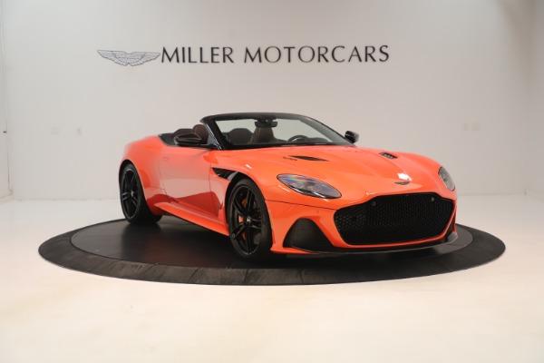 New 2020 Aston Martin DBS Superleggera for sale Call for price at Alfa Romeo of Greenwich in Greenwich CT 06830 16