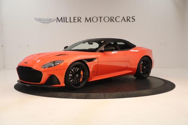New 2020 Aston Martin DBS Superleggera for sale Call for price at Alfa Romeo of Greenwich in Greenwich CT 06830 21