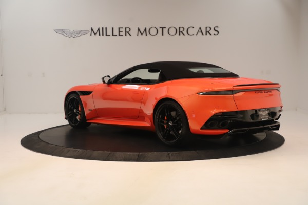 New 2020 Aston Martin DBS Superleggera for sale Call for price at Alfa Romeo of Greenwich in Greenwich CT 06830 24