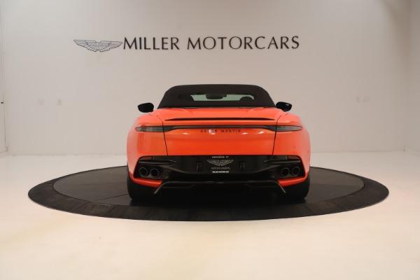 New 2020 Aston Martin DBS Superleggera for sale Call for price at Alfa Romeo of Greenwich in Greenwich CT 06830 25