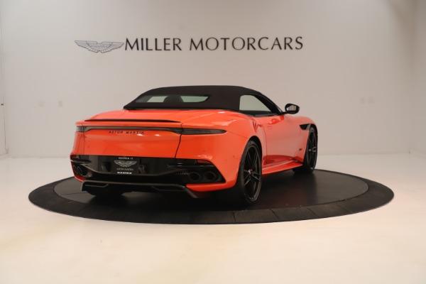 New 2020 Aston Martin DBS Superleggera for sale Call for price at Alfa Romeo of Greenwich in Greenwich CT 06830 26