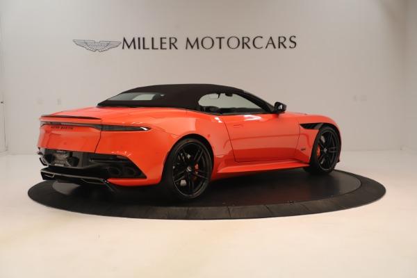 New 2020 Aston Martin DBS Superleggera for sale Call for price at Alfa Romeo of Greenwich in Greenwich CT 06830 27