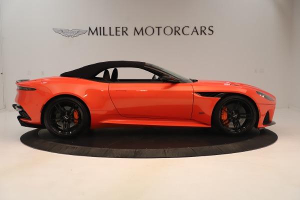 New 2020 Aston Martin DBS Superleggera for sale Call for price at Alfa Romeo of Greenwich in Greenwich CT 06830 28