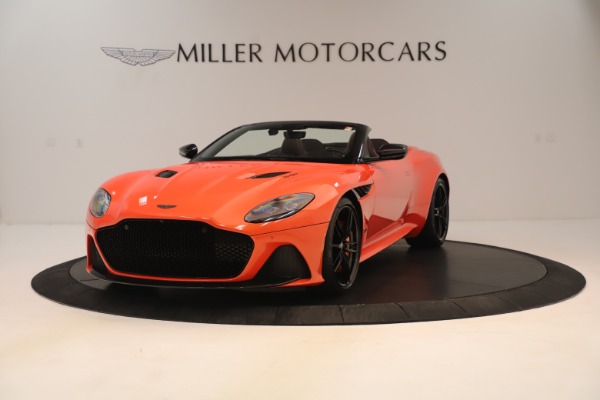 New 2020 Aston Martin DBS Superleggera for sale Call for price at Alfa Romeo of Greenwich in Greenwich CT 06830 3