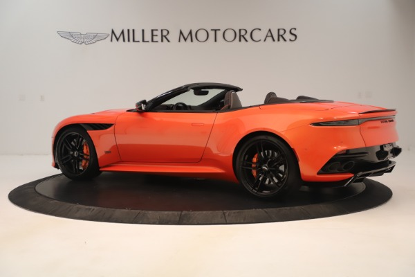 New 2020 Aston Martin DBS Superleggera for sale Call for price at Alfa Romeo of Greenwich in Greenwich CT 06830 8