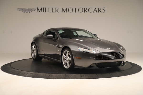 Used 2016 Aston Martin V8 Vantage GTS for sale Sold at Alfa Romeo of Greenwich in Greenwich CT 06830 10