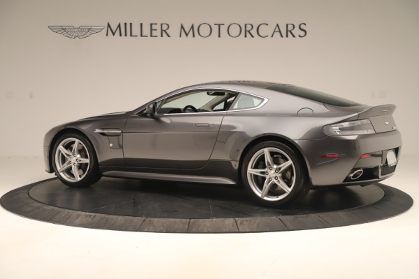 Used 2016 Aston Martin V8 Vantage GTS for sale Sold at Alfa Romeo of Greenwich in Greenwich CT 06830 3