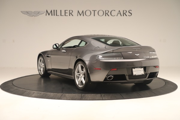 Used 2016 Aston Martin V8 Vantage GTS for sale Sold at Alfa Romeo of Greenwich in Greenwich CT 06830 4