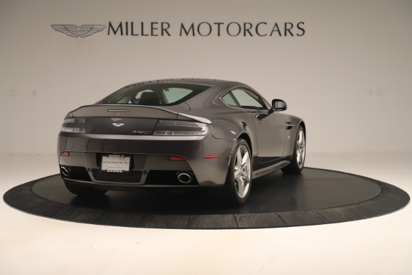 Used 2016 Aston Martin V8 Vantage GTS for sale Sold at Alfa Romeo of Greenwich in Greenwich CT 06830 6