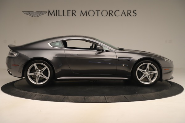 Used 2016 Aston Martin V8 Vantage GTS for sale Sold at Alfa Romeo of Greenwich in Greenwich CT 06830 8
