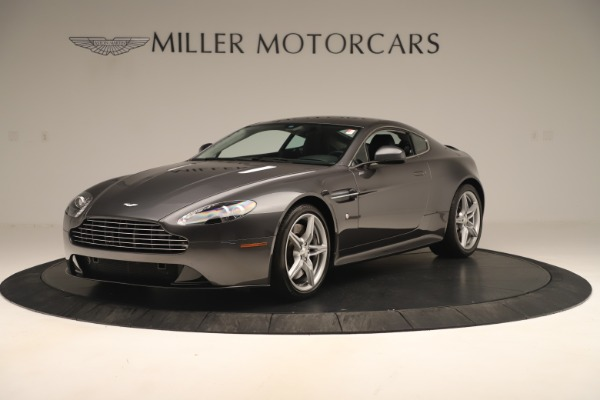 Used 2016 Aston Martin V8 Vantage GTS for sale Sold at Alfa Romeo of Greenwich in Greenwich CT 06830 1