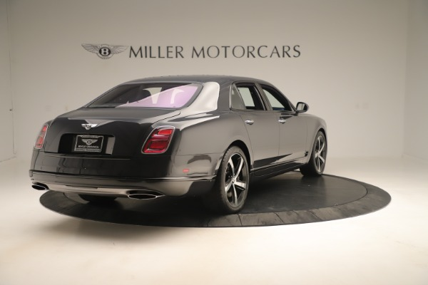 Used 2018 Bentley Mulsanne Speed Design Series for sale Sold at Alfa Romeo of Greenwich in Greenwich CT 06830 7