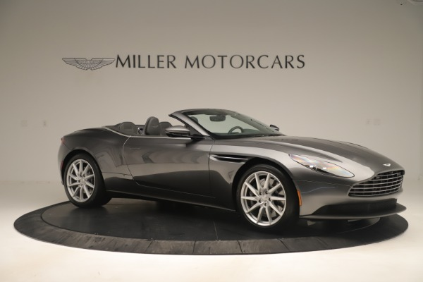 Used 2020 Aston Martin DB11 V8 for sale Sold at Alfa Romeo of Greenwich in Greenwich CT 06830 10