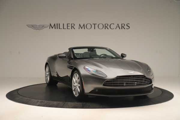 Used 2020 Aston Martin DB11 V8 for sale Sold at Alfa Romeo of Greenwich in Greenwich CT 06830 11
