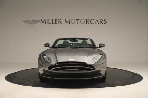 Used 2020 Aston Martin DB11 V8 for sale Sold at Alfa Romeo of Greenwich in Greenwich CT 06830 12
