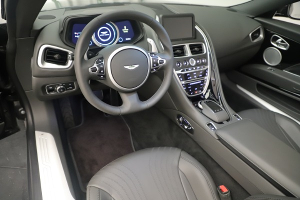 Used 2020 Aston Martin DB11 V8 for sale Sold at Alfa Romeo of Greenwich in Greenwich CT 06830 14