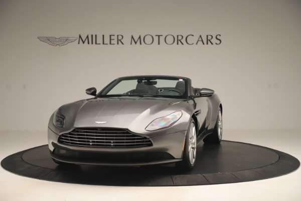 Used 2020 Aston Martin DB11 V8 for sale Sold at Alfa Romeo of Greenwich in Greenwich CT 06830 2