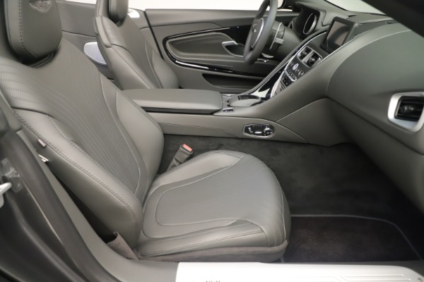 Used 2020 Aston Martin DB11 V8 for sale Sold at Alfa Romeo of Greenwich in Greenwich CT 06830 21