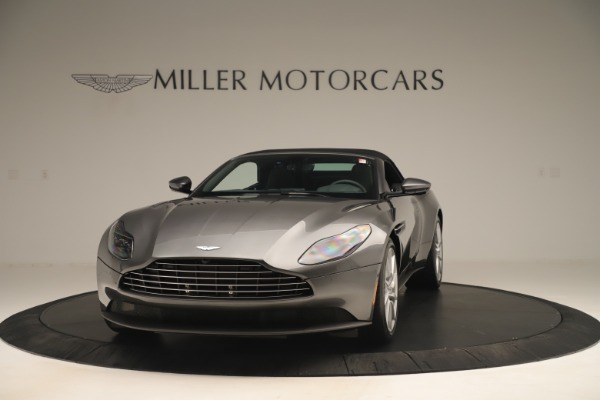 Used 2020 Aston Martin DB11 V8 for sale Sold at Alfa Romeo of Greenwich in Greenwich CT 06830 23