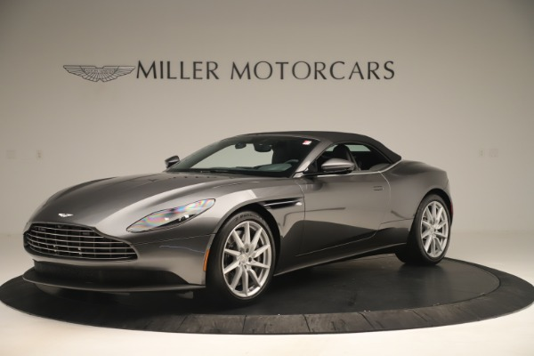 Used 2020 Aston Martin DB11 V8 for sale Sold at Alfa Romeo of Greenwich in Greenwich CT 06830 24