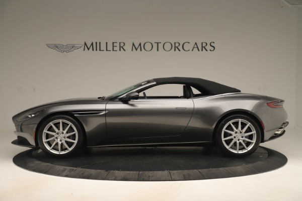 Used 2020 Aston Martin DB11 V8 for sale Sold at Alfa Romeo of Greenwich in Greenwich CT 06830 25