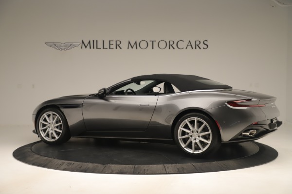 Used 2020 Aston Martin DB11 V8 for sale Sold at Alfa Romeo of Greenwich in Greenwich CT 06830 26