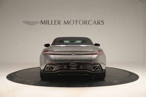 Used 2020 Aston Martin DB11 V8 for sale Sold at Alfa Romeo of Greenwich in Greenwich CT 06830 28