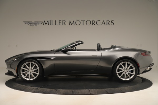 Used 2020 Aston Martin DB11 V8 for sale Sold at Alfa Romeo of Greenwich in Greenwich CT 06830 3