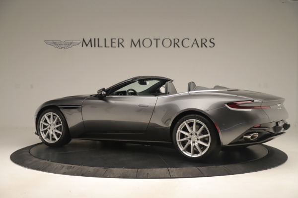 Used 2020 Aston Martin DB11 V8 for sale Sold at Alfa Romeo of Greenwich in Greenwich CT 06830 4