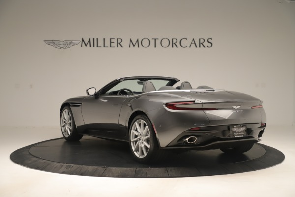 Used 2020 Aston Martin DB11 V8 for sale Sold at Alfa Romeo of Greenwich in Greenwich CT 06830 5