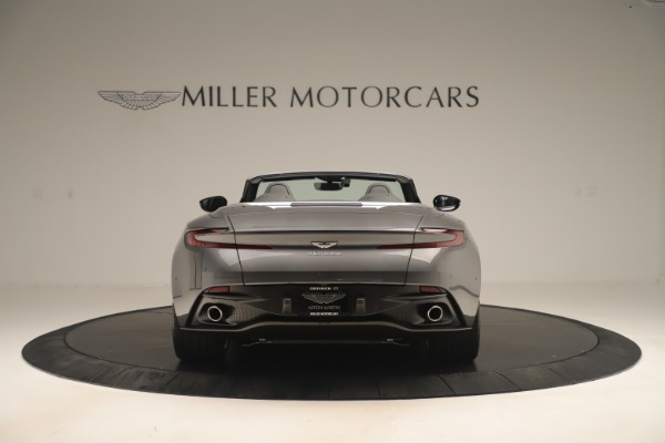Used 2020 Aston Martin DB11 V8 for sale Sold at Alfa Romeo of Greenwich in Greenwich CT 06830 6