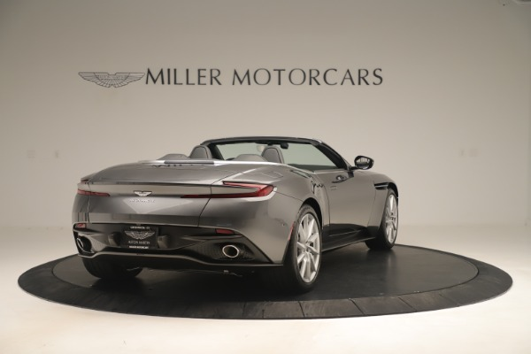 Used 2020 Aston Martin DB11 V8 for sale Sold at Alfa Romeo of Greenwich in Greenwich CT 06830 7