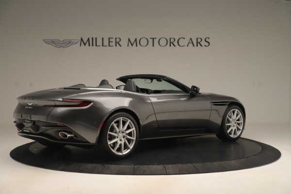 Used 2020 Aston Martin DB11 V8 for sale Sold at Alfa Romeo of Greenwich in Greenwich CT 06830 8