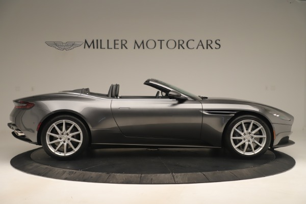 Used 2020 Aston Martin DB11 V8 for sale Sold at Alfa Romeo of Greenwich in Greenwich CT 06830 9