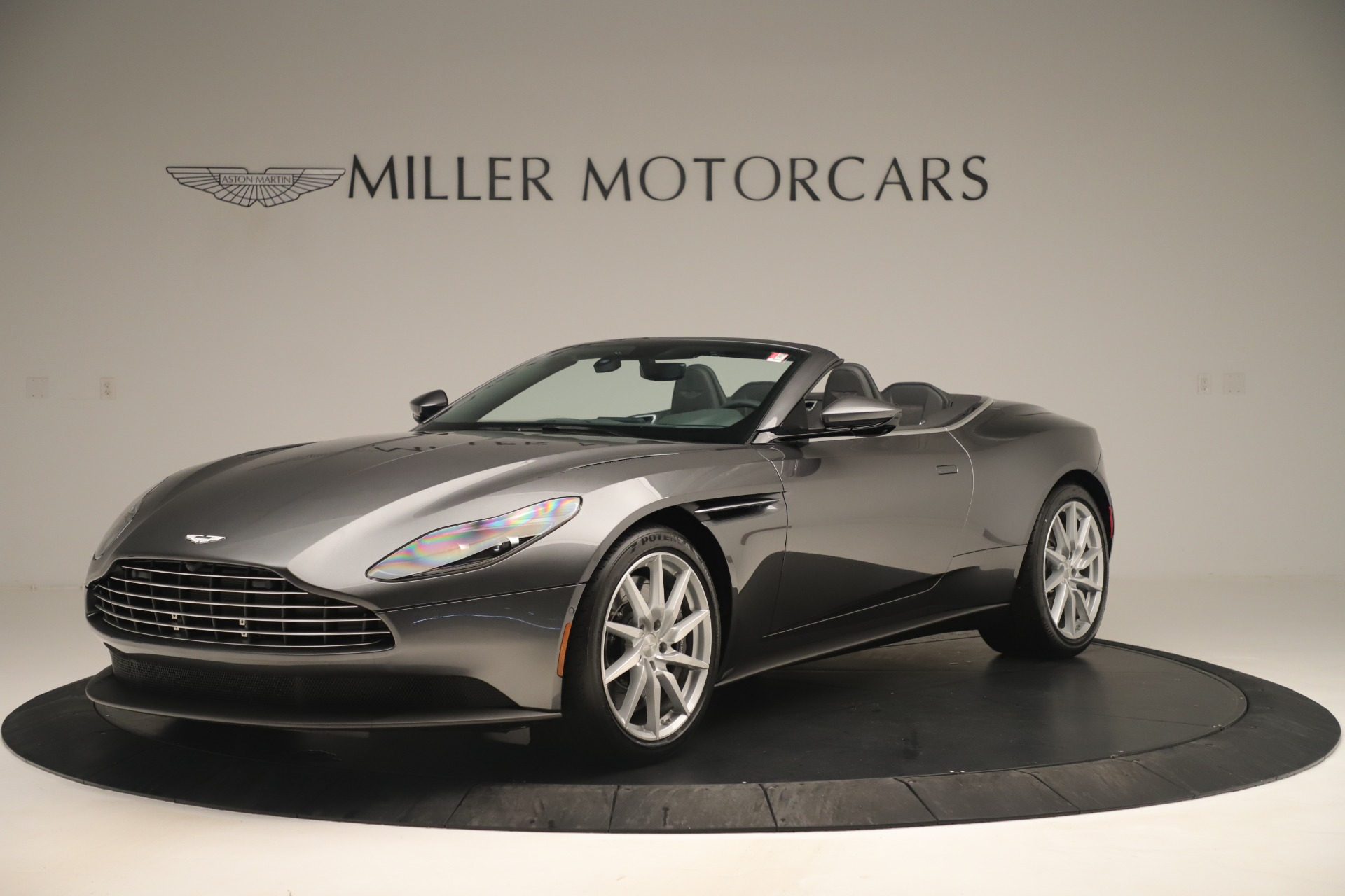 Used 2020 Aston Martin DB11 V8 for sale Sold at Alfa Romeo of Greenwich in Greenwich CT 06830 1