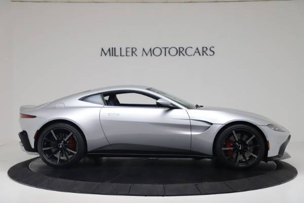 New 2020 Aston Martin Vantage Coupe for sale $207,072 at Alfa Romeo of Greenwich in Greenwich CT 06830 10