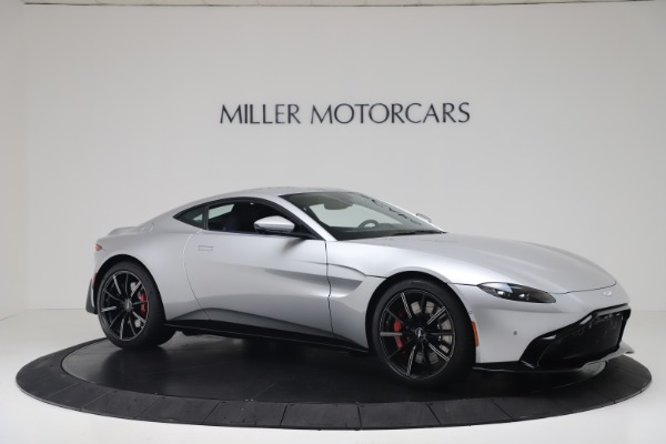 New 2020 Aston Martin Vantage Coupe for sale $207,072 at Alfa Romeo of Greenwich in Greenwich CT 06830 11