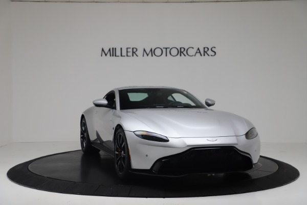 New 2020 Aston Martin Vantage Coupe for sale $207,072 at Alfa Romeo of Greenwich in Greenwich CT 06830 12