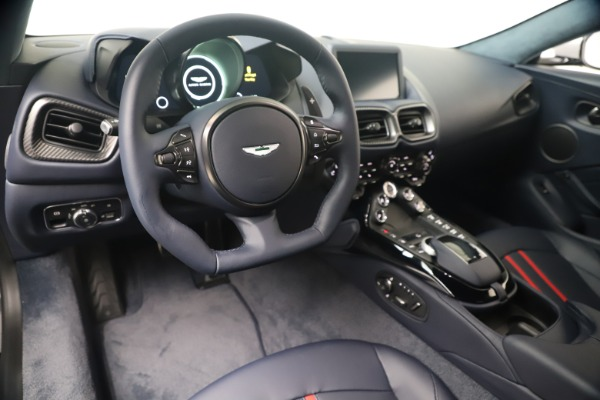 New 2020 Aston Martin Vantage Coupe for sale $207,072 at Alfa Romeo of Greenwich in Greenwich CT 06830 13
