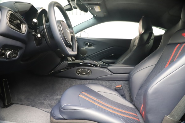 Used 2020 Aston Martin Vantage Coupe for sale $207,072 at Alfa Romeo of Greenwich in Greenwich CT 06830 14