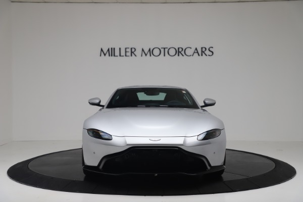 New 2020 Aston Martin Vantage Coupe for sale $207,072 at Alfa Romeo of Greenwich in Greenwich CT 06830 2
