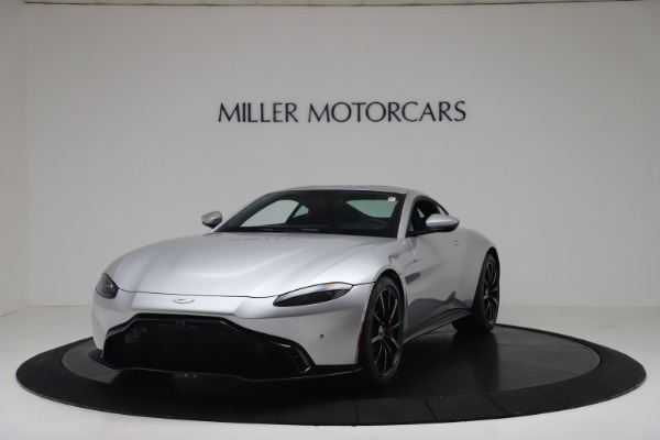 New 2020 Aston Martin Vantage Coupe for sale $207,072 at Alfa Romeo of Greenwich in Greenwich CT 06830 3