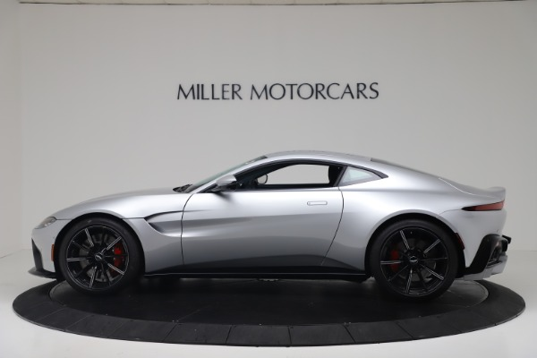 New 2020 Aston Martin Vantage Coupe for sale $207,072 at Alfa Romeo of Greenwich in Greenwich CT 06830 4